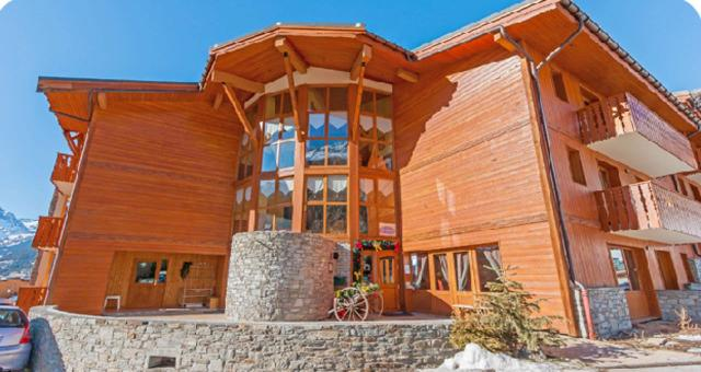 Appartements Balcons De Val Cenis Haut
