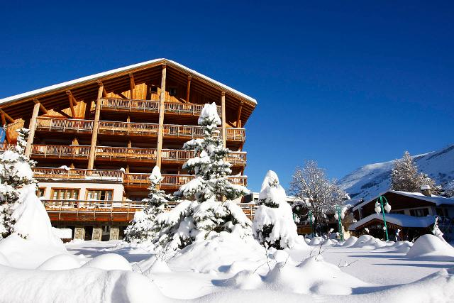 Appartements Le Cortina